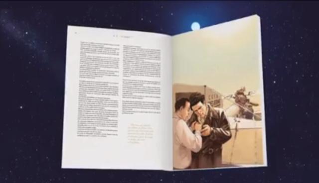 """Romain Hugault / Bernard Chabbert , Pilote de Guerre """" St Ex"""" Oct 2020  Oooooo13"""
