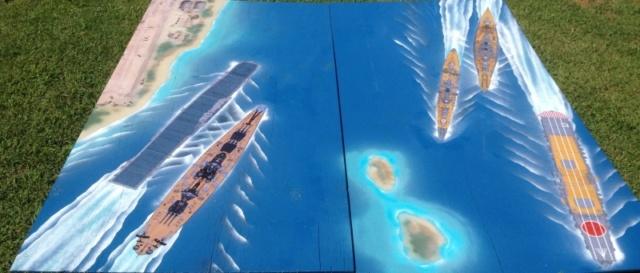 Tanks en mouvement sur les tapis de jeu WOG avec les Avions  Pimage11