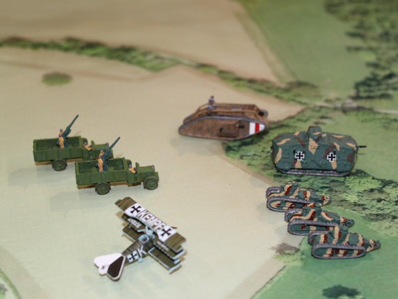 Tanks en mouvement sur les tapis de jeu WOG avec les Avions  Ww1_ve10