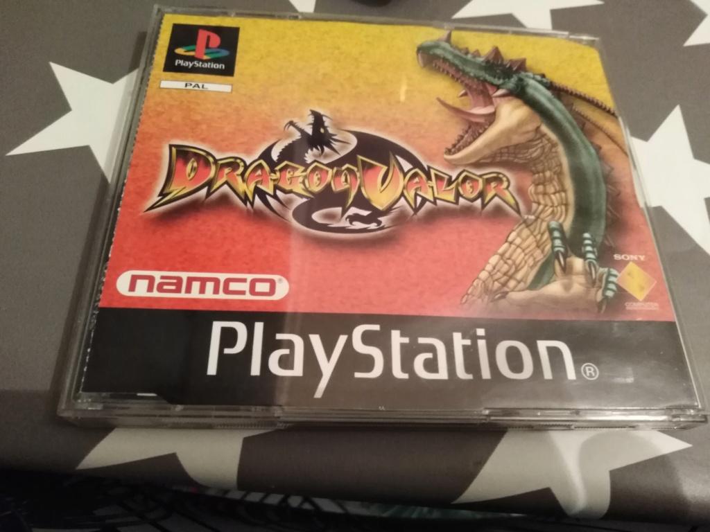 Shop/Ech Gold - Jeux GBA US - Dragon Valor PS1 - JDR Papier - Jeux DS - Zelda Img_2030