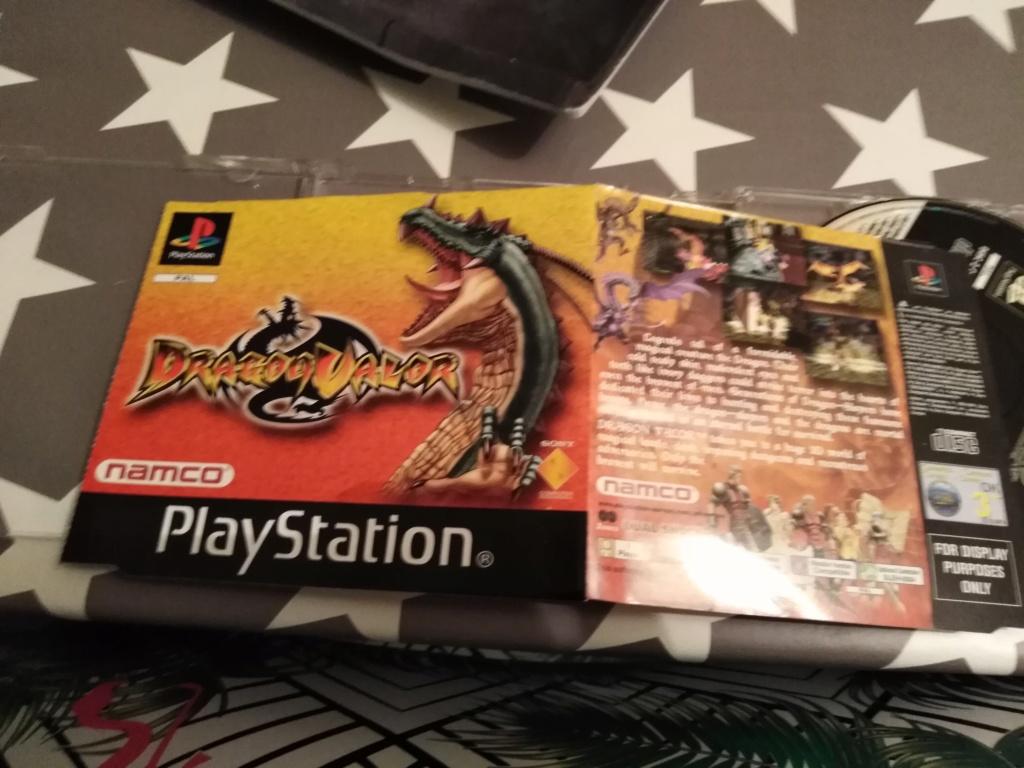 Shop/Ech Gold - Jeux GBA US - Dragon Valor PS1 - JDR Papier - Jeux DS - Zelda Img_2031