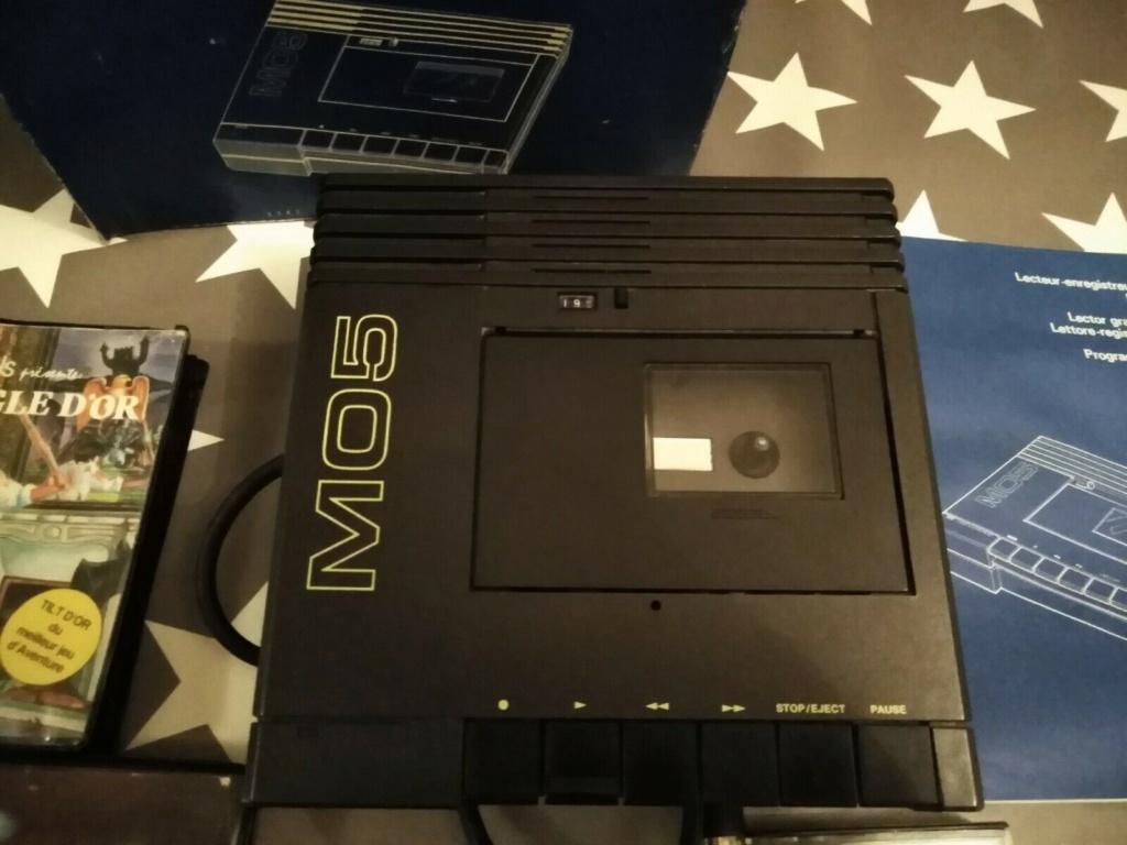 [VENDU] MO5 Thomson + lots de jeux + Livres S-l16016