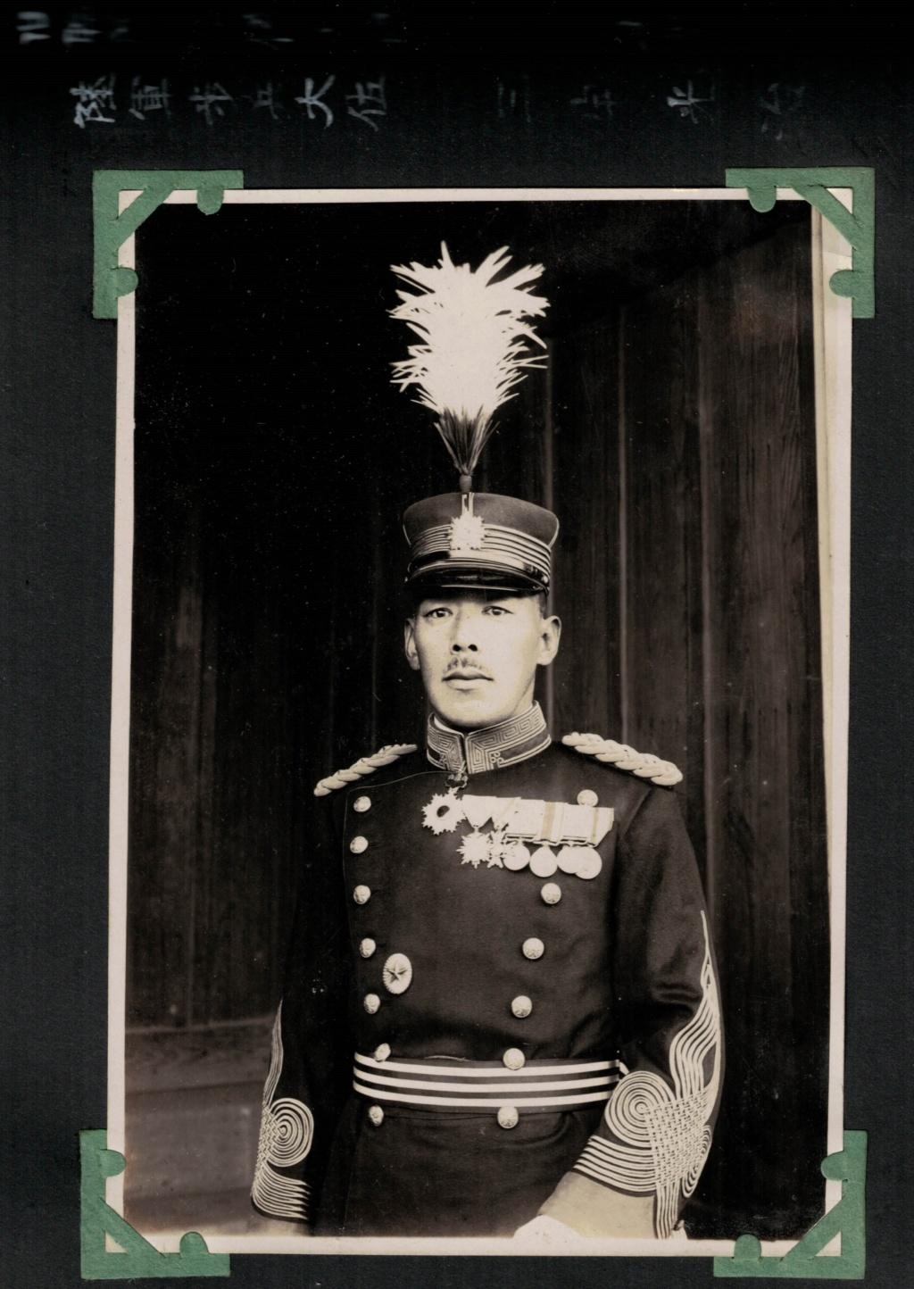 Uniforme de parade de lieutenant colonel armée imp. Japonaise Grand_10