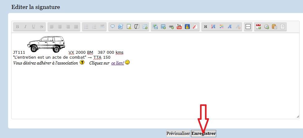 Tutoriel 7: comment insérer une signature dans vos messages Etape_15