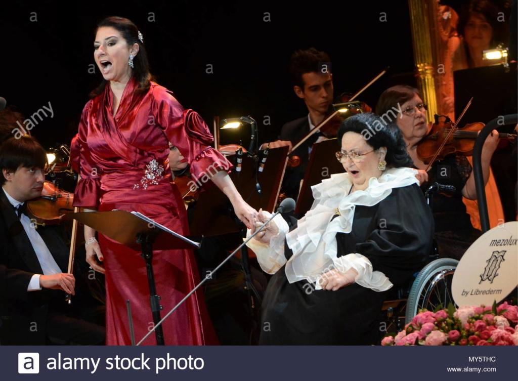 Montserrat Caballé dans Norma Moscou10