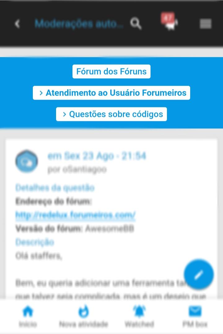 Novos recursos e melhorias na versão móvel dos fóruns Forumeiros Img_2031