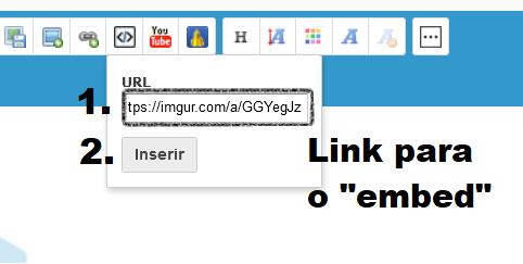 BBCode: Incorpore média nas suas postagens com o [Embed] Linkto10