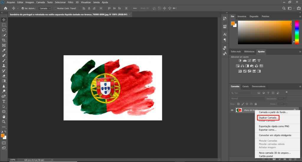 [TUTORIAL] Alterar cor de uma imagem com Matriz e saturação Ptuto110
