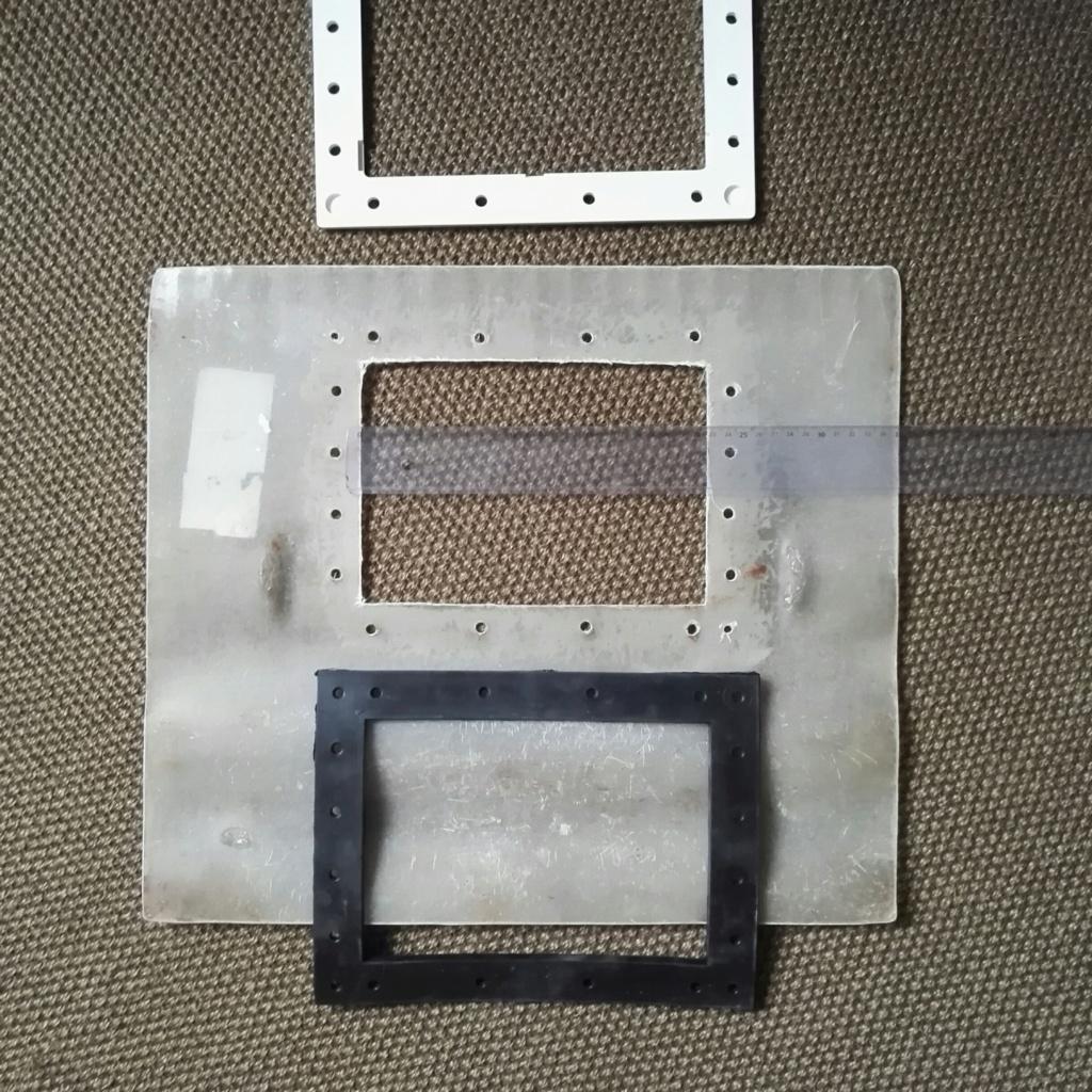 Dimensions découpe panneau de structure pour nouveau skimmer B10