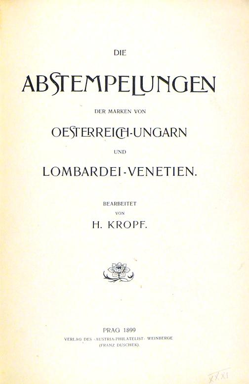 Nachtrag - Die Büchersammlungen der Forumsmitglieder - Seite 9 Kropf_11