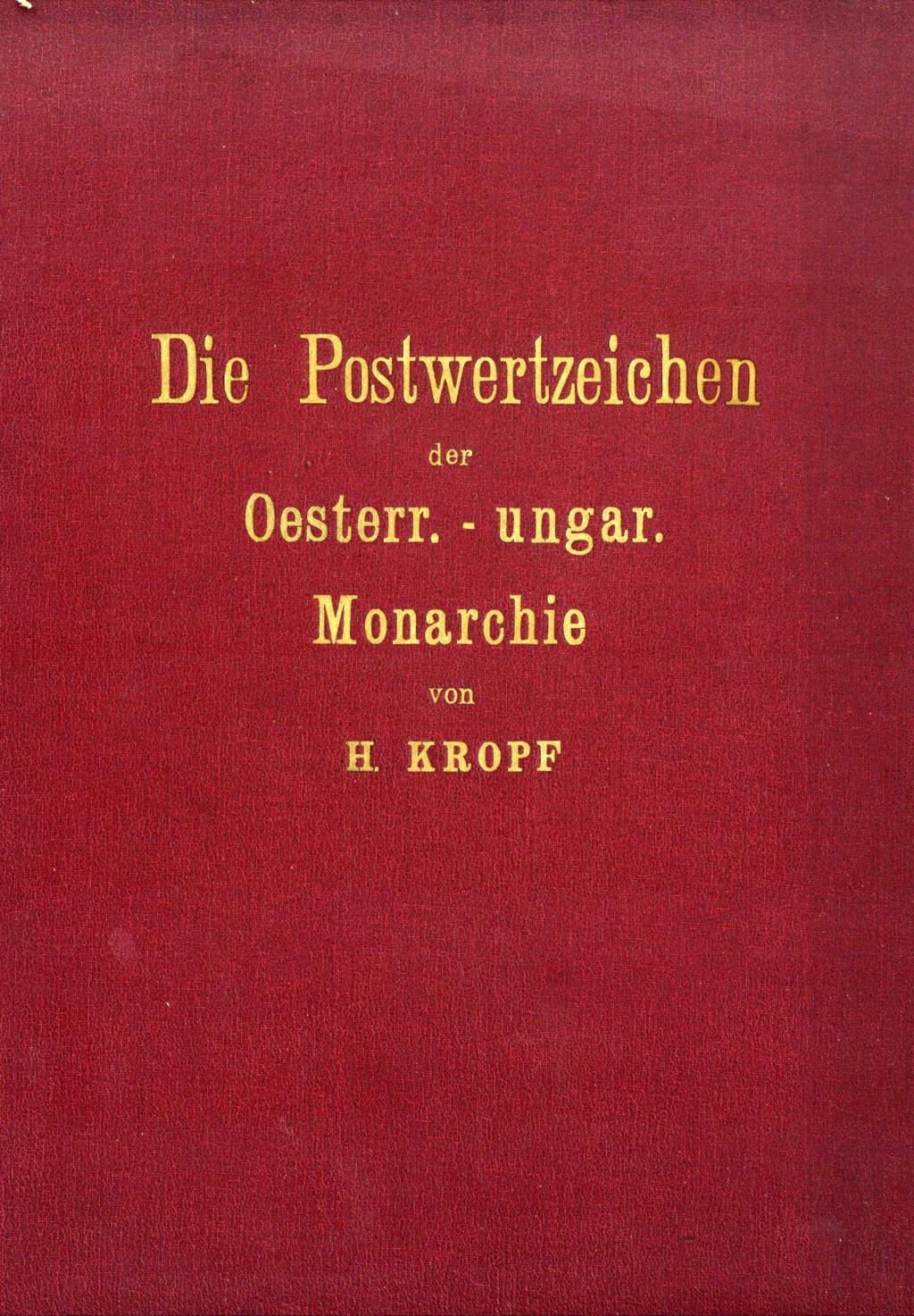 Nachtrag - Die Büchersammlungen der Forumsmitglieder - Seite 9 Kropf_12