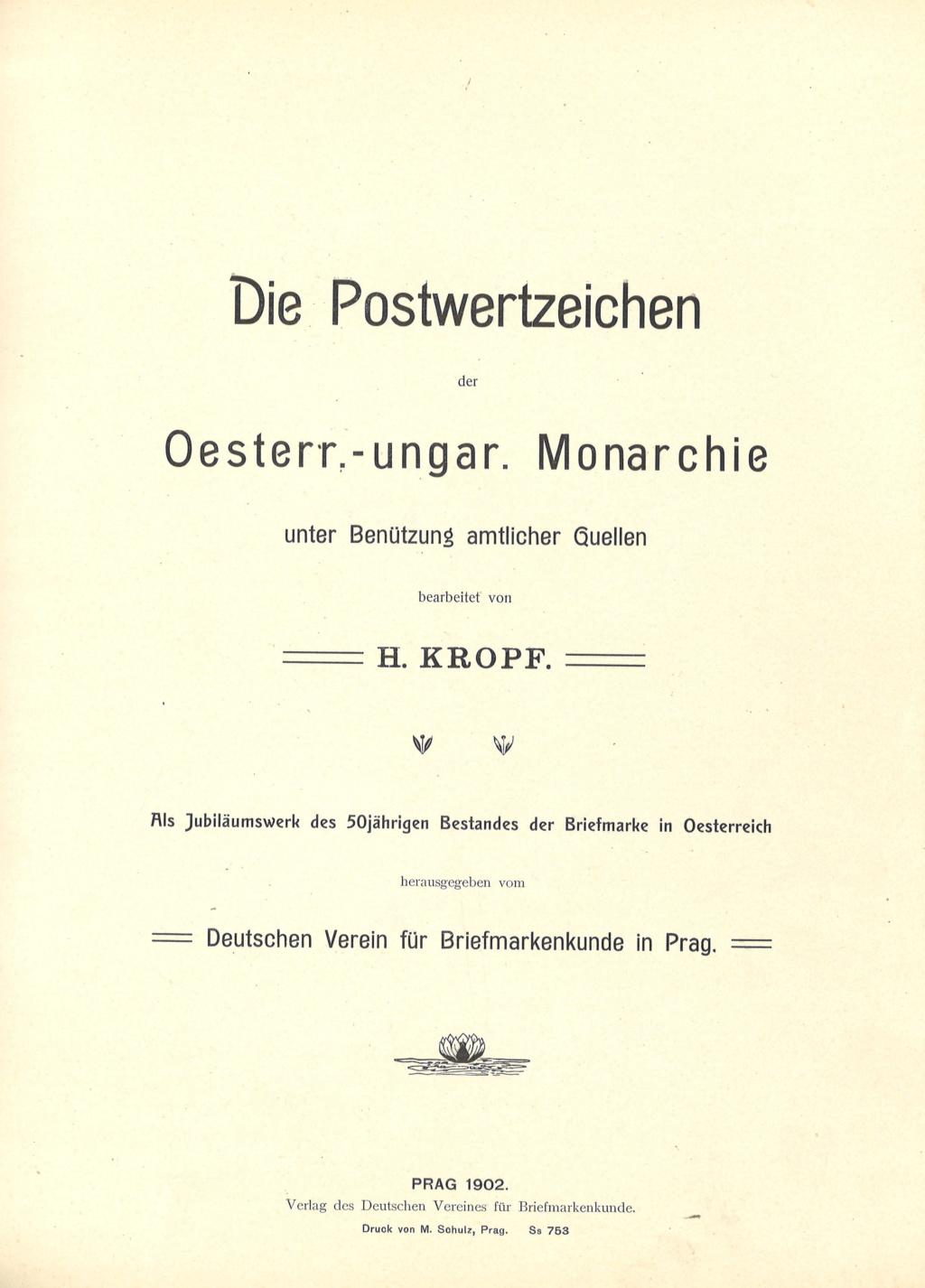 Nachtrag - Die Büchersammlungen der Forumsmitglieder - Seite 9 Kropf_13