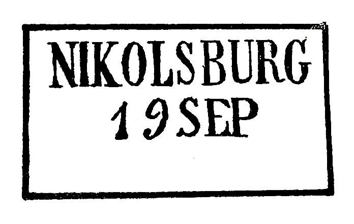 Die erste Österreichische Ausgabe 1850 - Seite 22 Nikols10