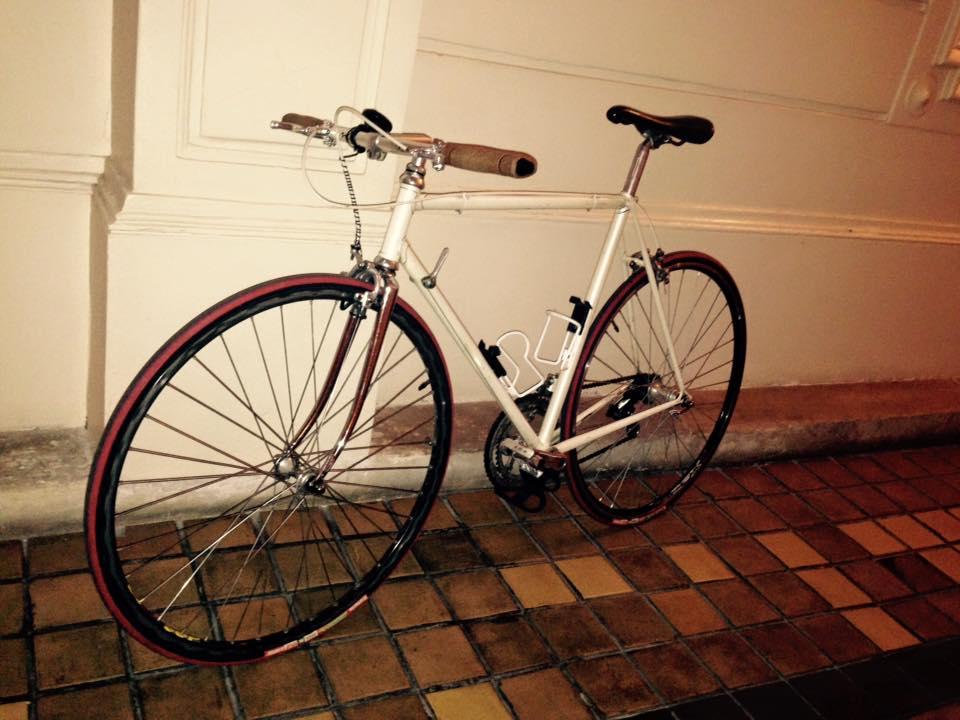 Une idée du modèle de ce vélo ? 11209411