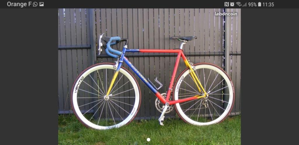 Une idée du modèle de ce vélo ? 45473310