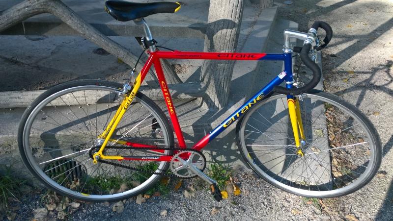 Une idée du modèle de ce vélo ? Fy4z4f10
