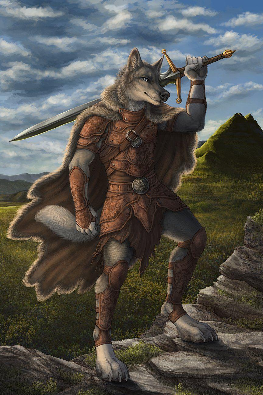 Gate, les Européens dans un autre monde Loups_10