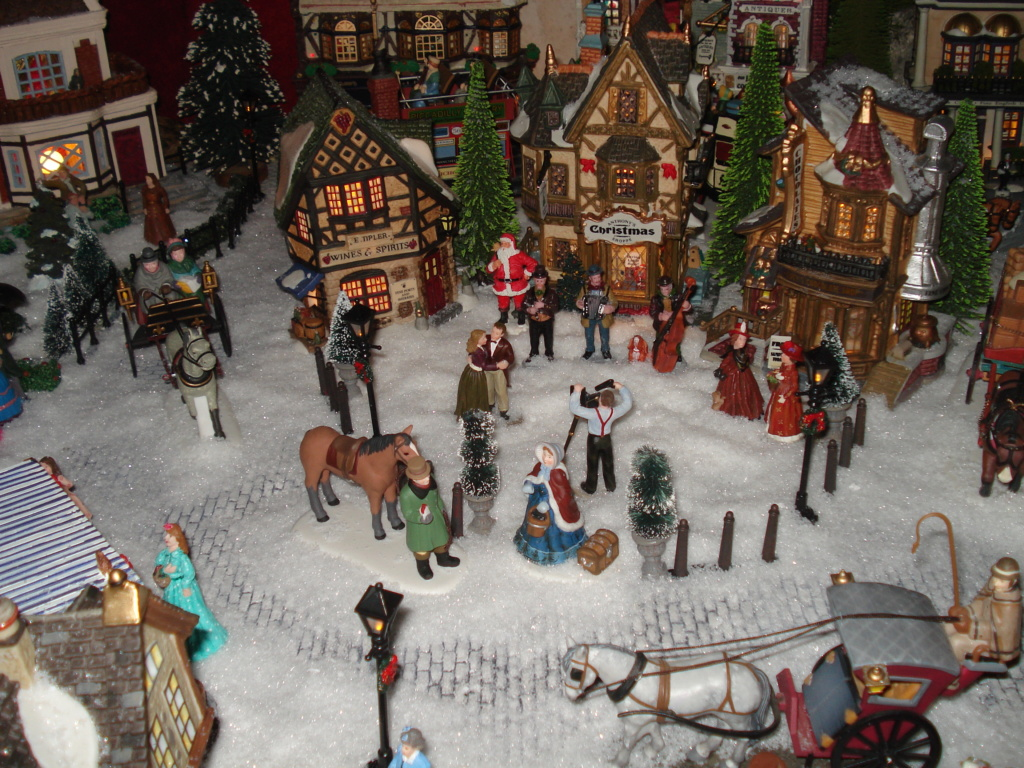 Mon village de Noël 2018 Dsc01310