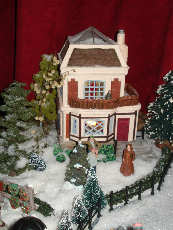 Mon village de Noël 2018 Dsc01317