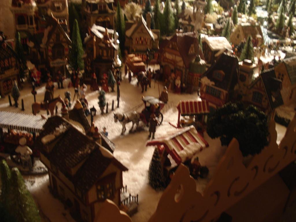 Mon village de Noël 2018 Dsc01411