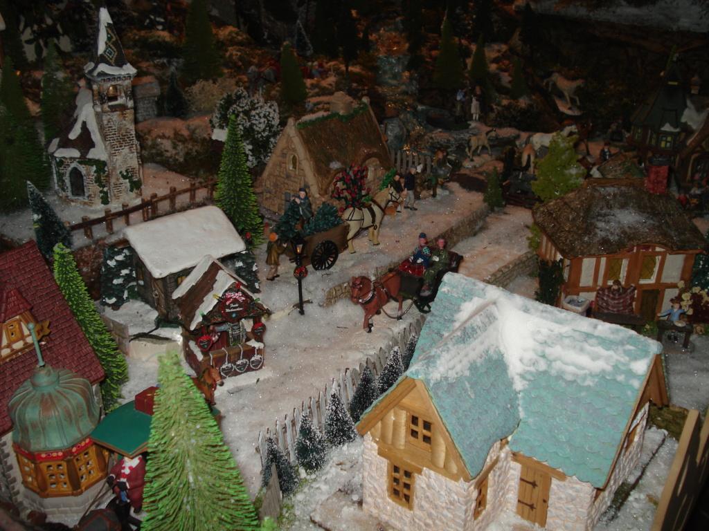 Mon village de Noël 2018 Dsc01418