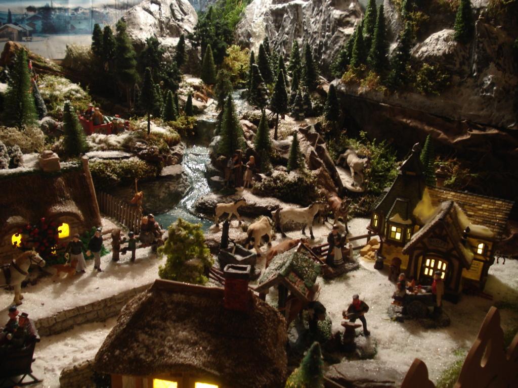Mon village de Noël 2018 Dsc01422