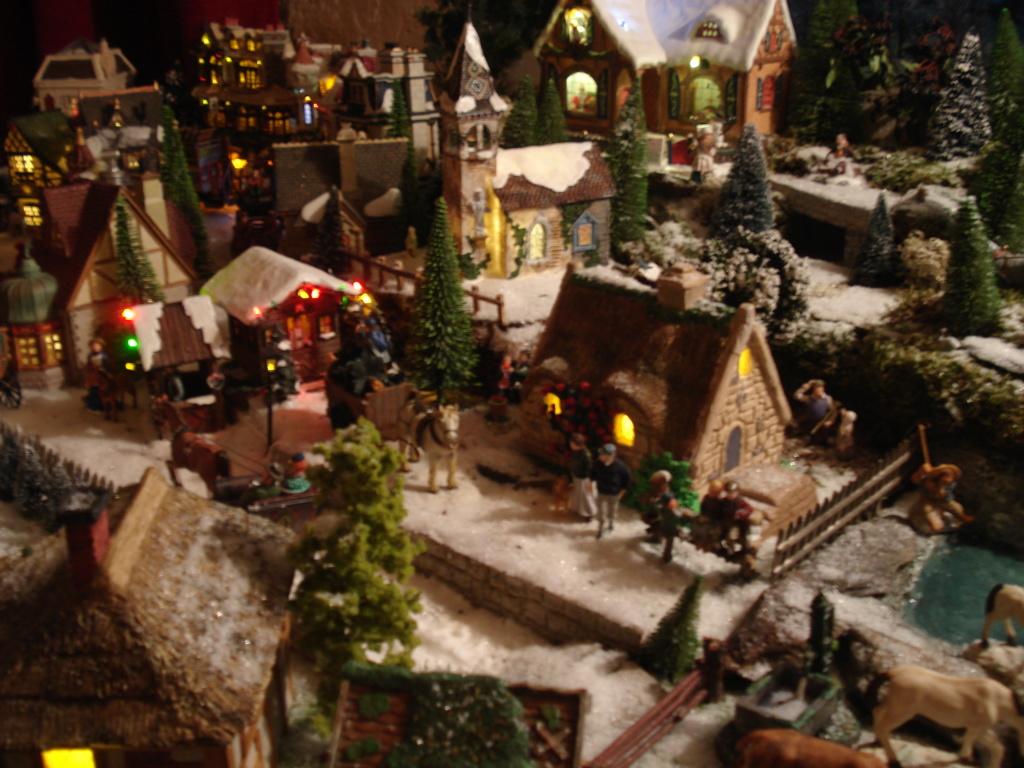 Mon village de Noël 2018 Dsc01423