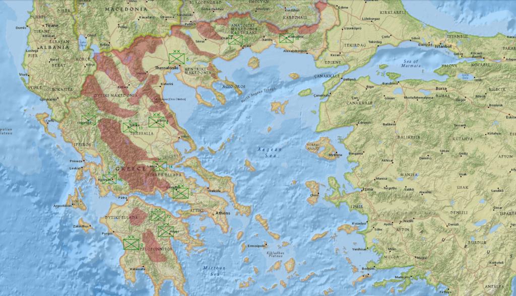 Guerre civile grecque Guerre10