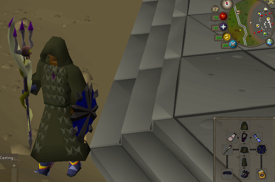 Finally back to OSRS...  AND I cant decide to what to do Mage10