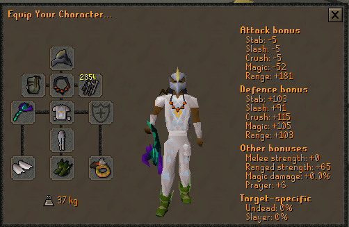 Finally back to OSRS...  AND I cant decide to what to do Ranger10