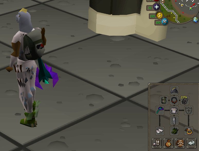 Finally back to OSRS...  AND I cant decide to what to do Ranger11