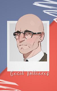 Cecil Vallières