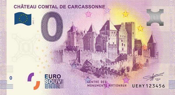 [Collecte Millésime expédiée] 11 - Château Comtal de Carcassonne 2019 Fra_hy11