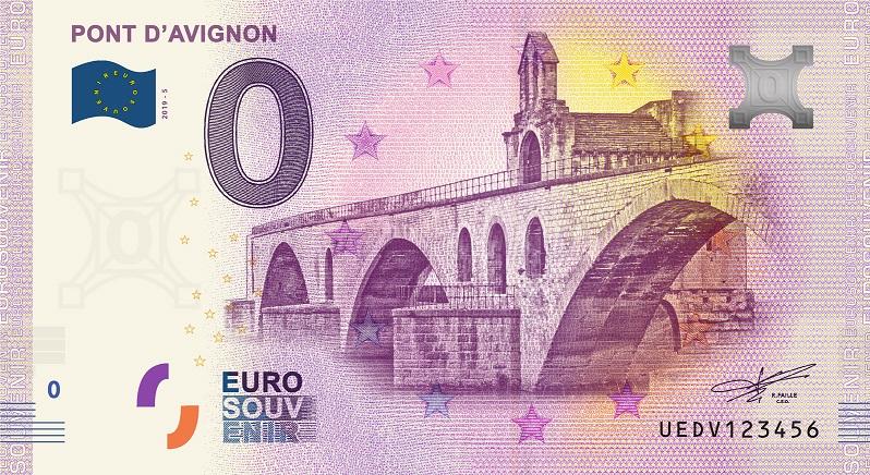 [Collecte Double Expédiée] 84 - Avignon - Palais des Papes 2019-6 et Pont d'Avignon 2019-5 - Page 2 Fra_u119