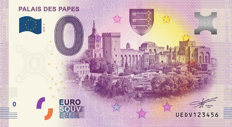 [Collecte Double Expédiée] 84 - Avignon - Palais des Papes 2019-6 et Pont d'Avignon 2019-5 - Page 2 Fra_u120