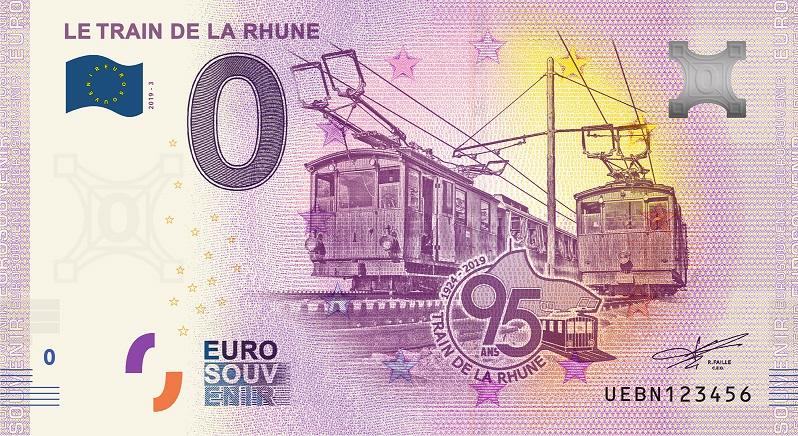 [Collecte expédiée] 64 - Le Train de la Rhune 2019-3 - UEBN La_rhu11