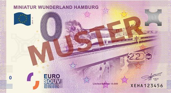[Allemagne] [Quintuple collecte clôturée] Miniatur Wunderland Hamburg 2020-10, 2020-11, 2020-12, 2020-13 et 2020-14 (modifié) Miniat24