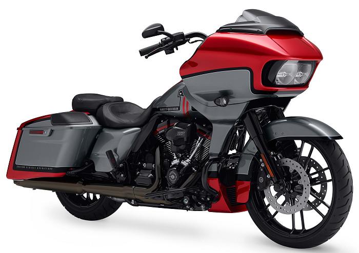 J'ai troqué mon RG 2018 CVO pour le Street Glide 2018 CVO Harley10