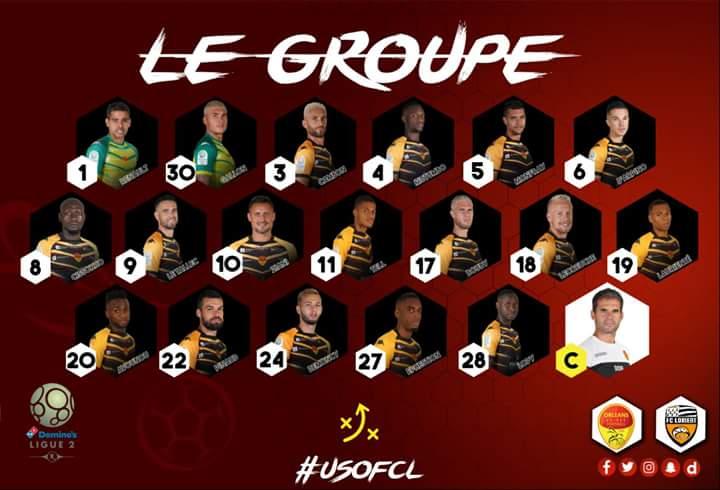 9ème journée  US Orléans - FC Lorient  (2-0) Fb_img12