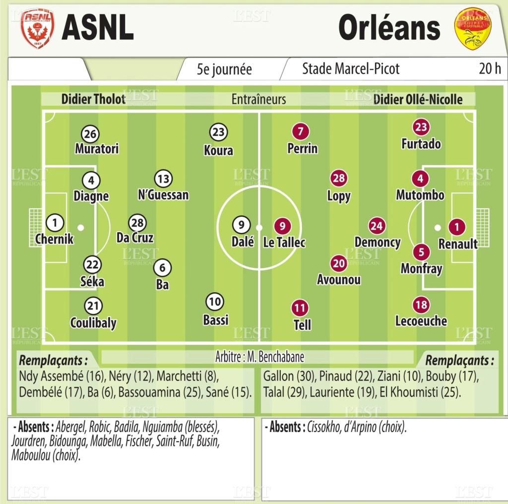 2ème tour CDL  AS Nancy Lorraine - US Orléans  (1-1 (3-5)) Title-10