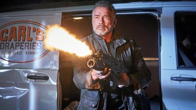 Der Terminator ist 73 D0742410