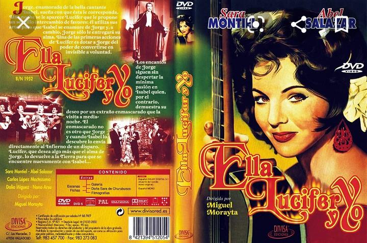 ELLA, LUCIFER Y YO (1952) Ella10