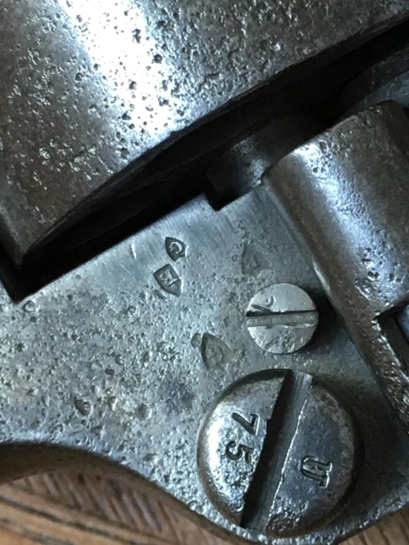 revolver 1873 avec étui  Img_2915