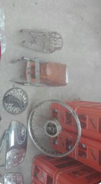Repuestos usados Mobylette Campera u otras Asdffa10