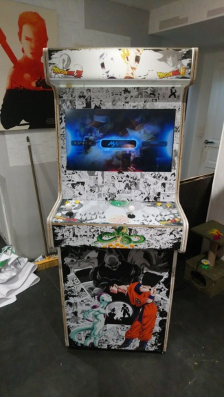 [WIP] Ma borne d'arcade DragonBall Dsc_0213