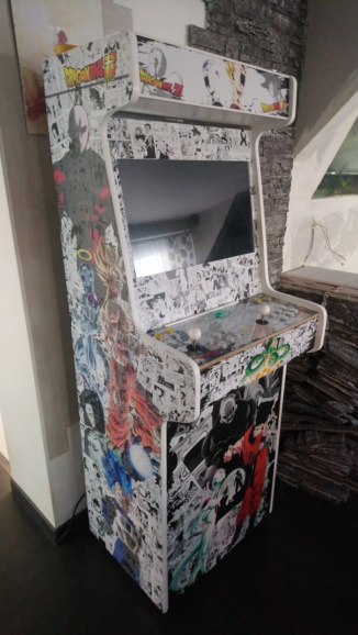 [WIP] Ma borne d'arcade DragonBall Dsc_0310