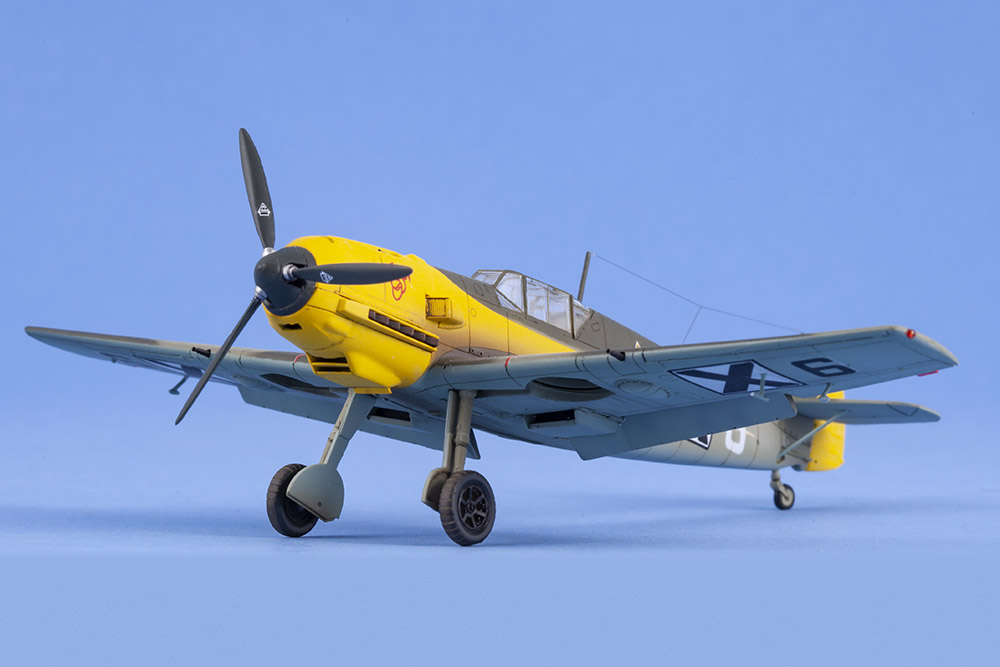[Airfix] Messerschmitt Bf109E-4 ·FINIS· - Page 2 Img_0010