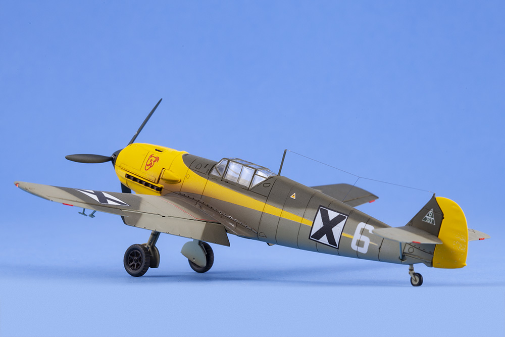 [Airfix] Messerschmitt Bf109E-4 ·FINIS· - Page 2 Img_0011
