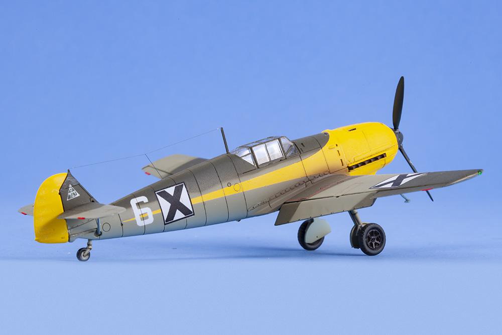 [Airfix] Messerschmitt Bf109E-4 ·FINIS· - Page 2 Img_0012