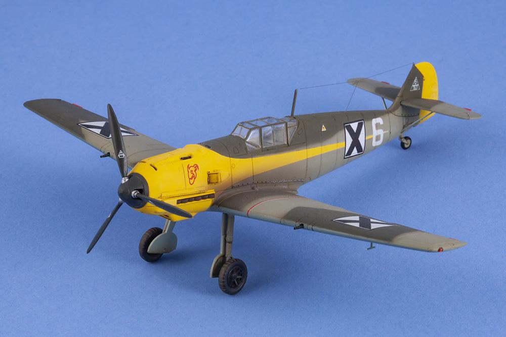[Airfix] Messerschmitt Bf109E-4 ·FINIS· - Page 2 Img_0013